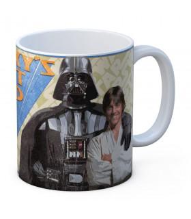 Tazza di ceramica Galassia Migliore Papà di Star Wars