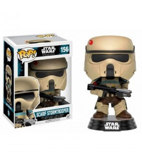 Funko POP! Stormtrooper blue Star Wars