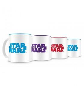 Impostare la Resistenza 4 mini tazze da caffè in ceramica di Star Wars EP VIII
