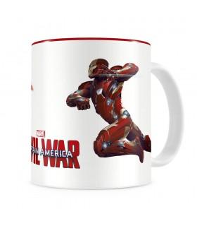 Duello Di Coppa Del Iron Man, Marvel Civil War