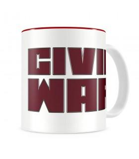 Coppa Di Captain America Civil War Della Marvel Comics