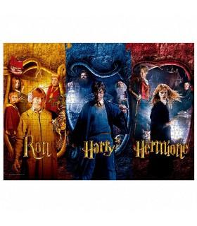 Puzzle di 1000 pezzi di Ron, Harry e Hermione di Harry Potter