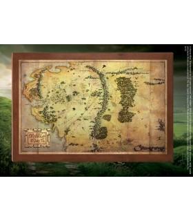 Casella Mappa della Terra di Mezzo, Lo Hobbit