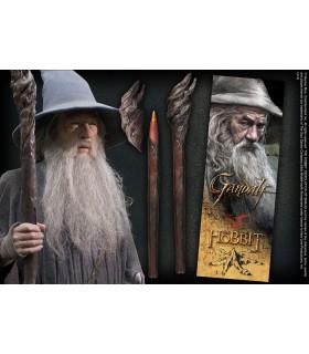 Penna e segnalibro pagine, il personale di Gandalf, il Signore degli Anelli