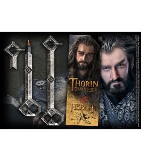 Penna e segna le pagine-chiave di Thorin, Lo Hobbit