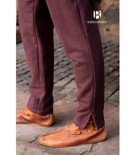 Pantaloni medievale Gunnar, marrone