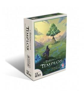 Gioco da tavolo L'Enigma dei Templi (In spagnolo)