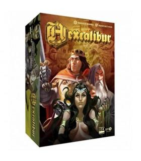 Gioco da tavolo Hexcalibur (In spagnolo)