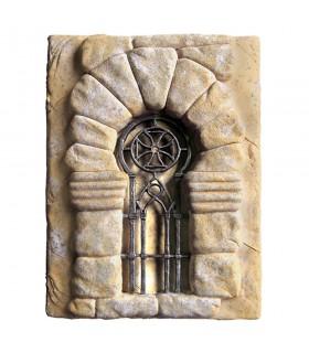 Impronta Storica Recinto Templare Croce, 20 x 15 cm