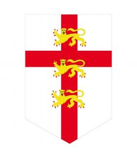 Banner Medievale, riccardo cuor di Leone