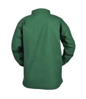 Camicia medievale verde per bambino, Colin