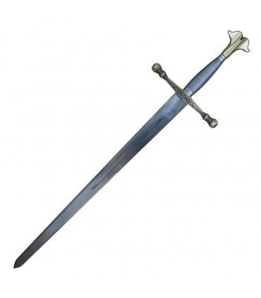 La spada di Carlo V da Marto di Forgiatura, ottone