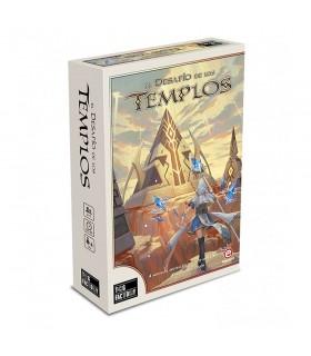 Gioco da tavolo La Sfida dei Templi, in spagnolo