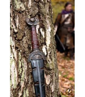 Spada Celtica serie Battleworn