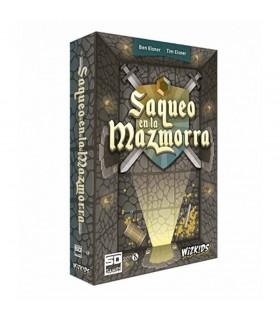 Gioco da tavolo Saccheggio del Dungeon, in spagnolo
