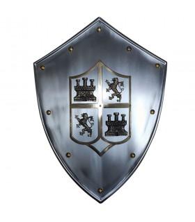 Medievale scudo Castilla y León