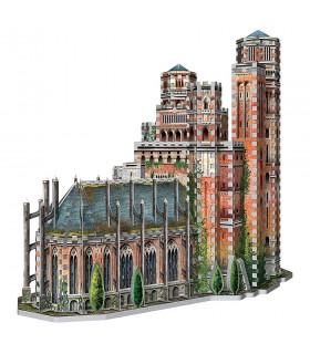 Puzzle 3D del Red Fort, un Gioco di Troni