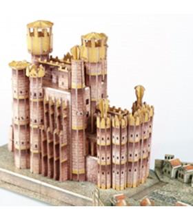 Puzzle 3D della Mappa Molo del Re, Game of Thrones