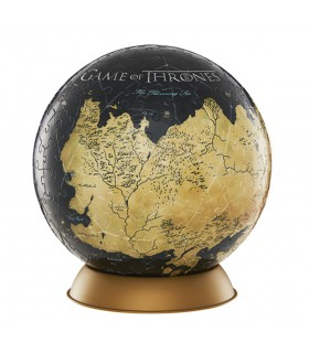 Puzzle 3D del Globo Westeros e Sono, Game of Thrones