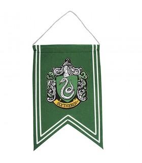 Bandiera muro della Casa di Slytherin, Harry Potter