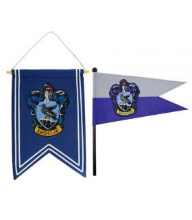 Bandiera e striscione Ravenclaw Harry Potter