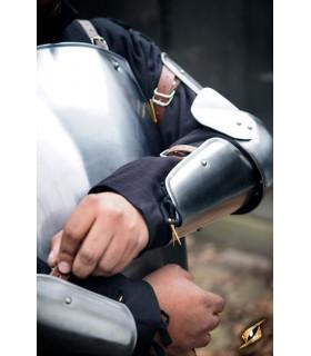 Di protezione, medievale braccio, finitura lucida