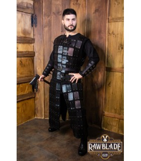 Medievale cavaliere uomo Outfit Medieval si Warcraft Medioevo Costume