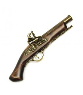 Pistola vecchio flint latonada