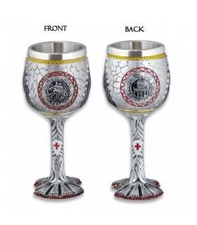 Coppa dei templari è stato consegnato il sigillo Militum Xpisti