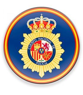 Magnete Corpo Nazionale di Polizia spagnola CNP per frigo