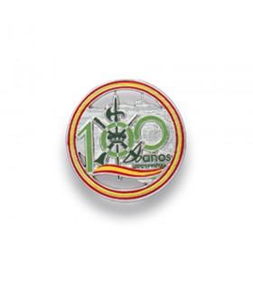 Pin il 100 ° Anniversario della Legione spagnola (2 cm)