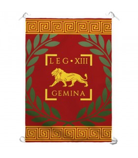 Banner Legio XIII Gemina Romano (70x100 cm.)