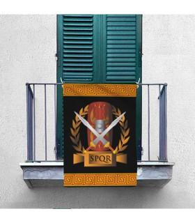 Banner Legione Romana SPQR, scudo e gladio (70x100 cm.)