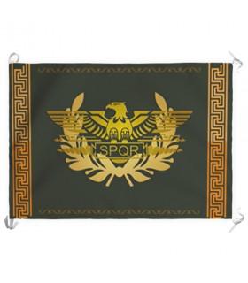 Banner Legione Romana SPQR paesaggio (70x100 cm.)