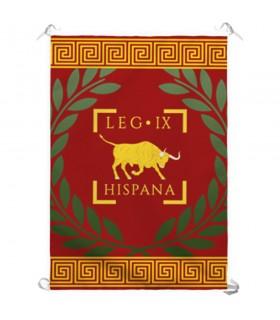 Banner Legio IX Hispana Romano (70x100 cm.)