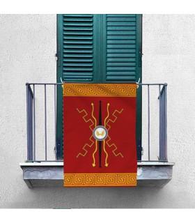 Banner Divinità Romane. Interni ed esterni (70x100 cm.)