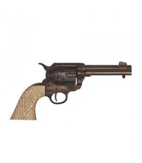 Revolver Pacificatore .45 brunito