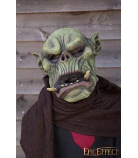 Maschera fantastica Orc