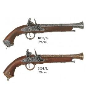 Italiana pistola XVIII secolo