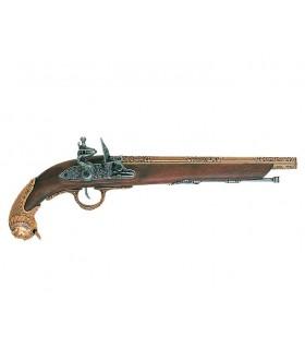 Pistola tedesca, XVIII secolo