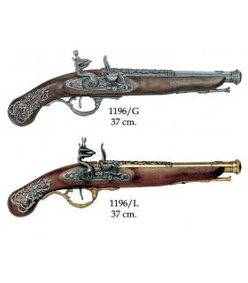 Pistola inglese del XVIII secolo