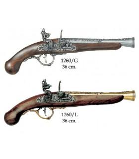 Pistola tedesca, XVII secolo