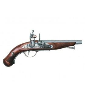 pistola pirata francese, XVIII secolo