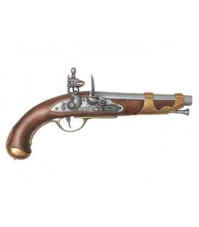 Pistola cavalleria francese, 1800