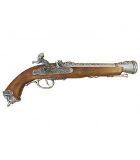 Italiano percussioni pistola, XVIII secolo