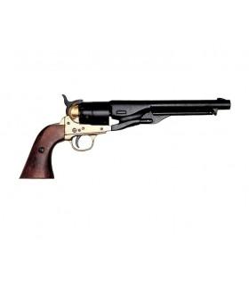 US esercito revolver di guerra civile prodotto da S. Colt 1860