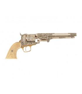 Revolver US Navy prodotto da S. Colt 1851