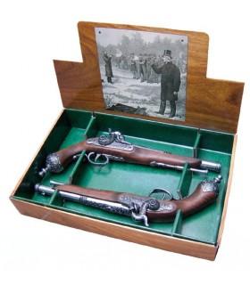 2 settembre pistole da duello italiani, 1825