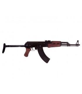 Sovietico fucile d'assalto AK-47 con calcio pieghevole