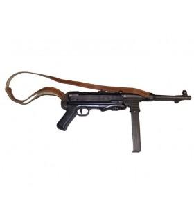 automatica MP40 fucile mitragliatore con cinturino, Germania 1940